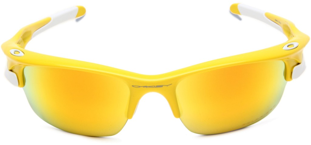 yellow oakley sunglasses