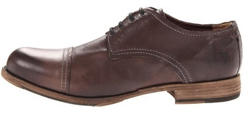 FRYE Men's Johnny Oxford Leather Shoes