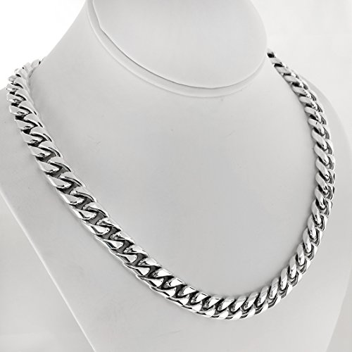 Cool Silver Necklaces for Men
