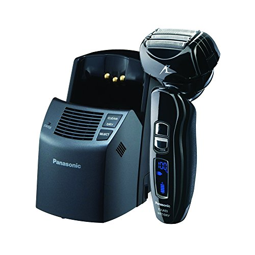 Wet or Dry Electric Shaver for Men