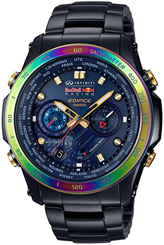 Casio Edifice Infiniti Red Bull Racing Men's Watch