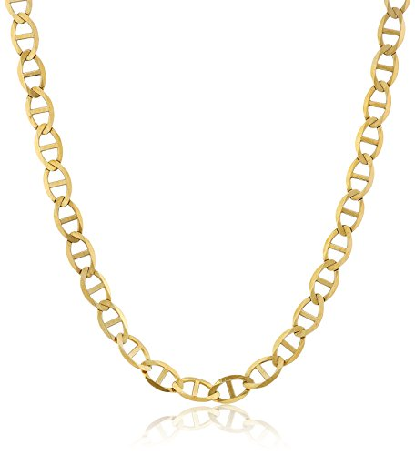 Beautiful Yellow Gold Necklace for Men
