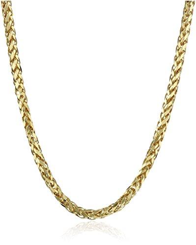 fancy gold necklaces for men