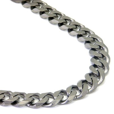 Cool Titanium Necklace for Men