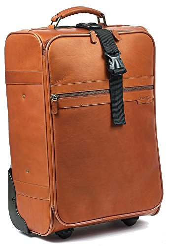My Top Favorite Best Leather Luggage for Men!