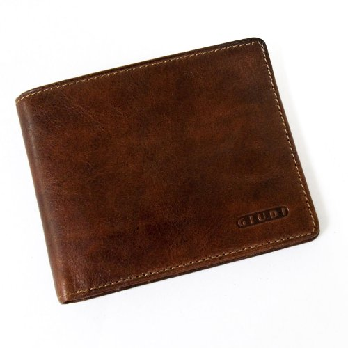 Affordable Italian Leather Wallet for Men