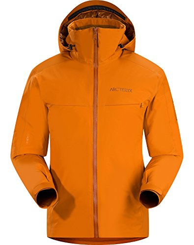 Orange Ski Jacket for Men