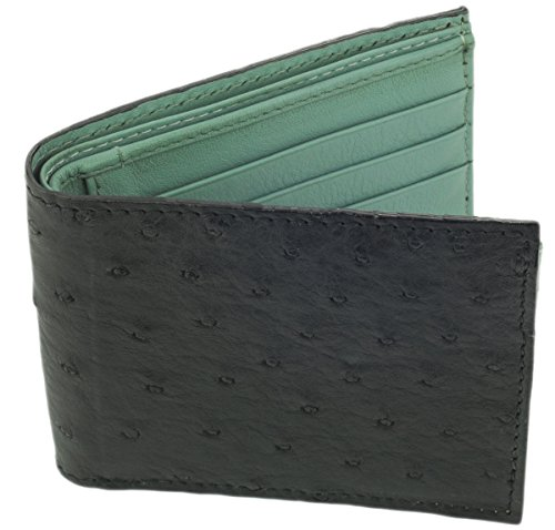 Cool Ostrich Men's Leather Wallet