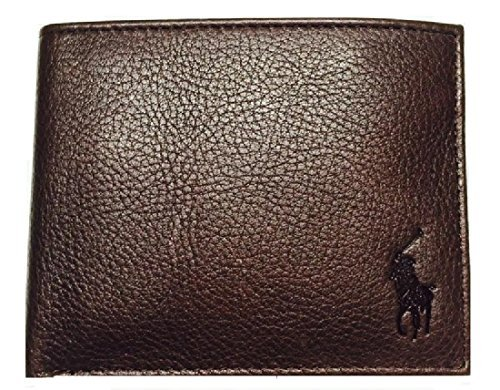 Polo Ralph Lauren Men's leather wallet