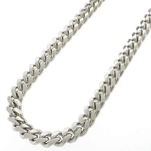 nice silver necklace for men